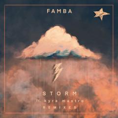 Storm (Remixes) - Famba, Kyra Mastro