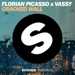 Cracked Wall - Florian Picasso, Vassy