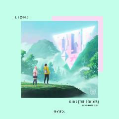 Kids (with Miranda Glory) [The Remixes] - LIONE, Miranda Glory