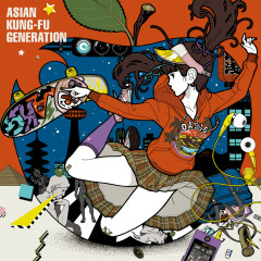Kouya Wo Aruke - ASIAN KUNG FU GENERATION