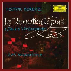 Berlioz: La Damnation de Faust (Igor Markevitch – The Deutsche Grammophon Legacy: Volume 10) - Richard Verreau, Consuelo Rubio, Michel Roux, Pierre Mollet, Orchestre Des Concerts Lamoureux