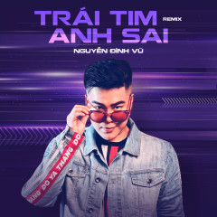 Trái Tim Anh Sai (Remix) (Single) - Nguyễn Đình Vũ
