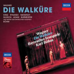 Wagner: Die Walküre - Birgit Nilsson, Leonie Rysanek, James King, Theo Adam, Orchester der Bayreuther Festspiele