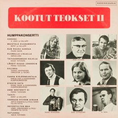 Kootut teokset II - Various Artists