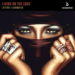 Living On The Edge (Single) - Jetfire, Karmatek