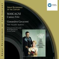 Mascagni: L'Amico Fritz - Luciano Pavarotti