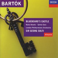 Bartók: Bluebeard's Castle - Sylvia Sass, Kolos Kováts, Istvan Sztankay, London Philharmonic Orchestra, Sir Georg Solti