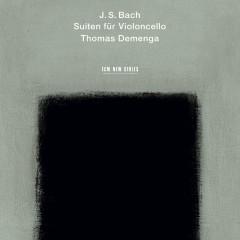 J.S. Bach: Suiten für Violoncello - Thomas Demenga