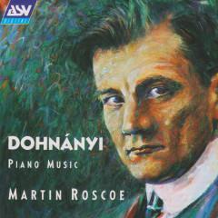 Dohnanyi: Piano Music - Martin Roscoe