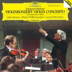 Brahms: Violin Concerto Op.77 - Wiener Philharmoniker, Leonard Bernstein
