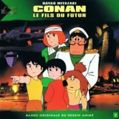 Conan Le Fils du Futur - Bande Originale du Dessin Animé