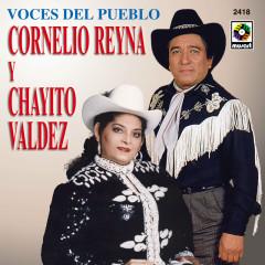 Voces del Pueblo - Cornelio Reyna, Chayito Valdez