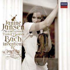 Bach: Inventions & Partita - Janine Jansen, Maxim Rysanov, Torleif Thedeen