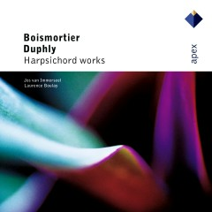 Duphly & Boismortier : Harpsichord Works  -  Apex - Jos Van Immerseel