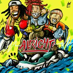 Alright (feat. Trippie Redd & Preme) - Wiz Khalifa, Preme, Trippie Redd