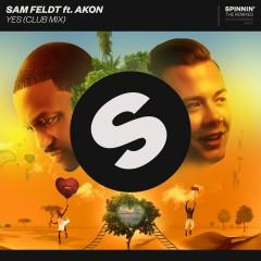 YES (feat. Akon) [Club Mix] - Sam Feldt, Akon