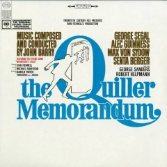 The Quiller Memorandum (Original Sound Track Recording) - John Barry