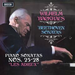 "Beethoven: Piano Sonatas Nos. 25, 26 ""Les Adieux"", 27 & 28 (Stereo Version) - Wilhelm Backhaus"