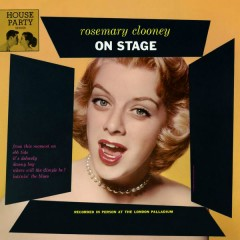 On Stage - EP - Rosemary Clooney