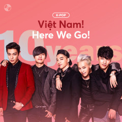 Việt Nam! Here We Go! - Various Artists