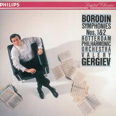 Borodin: Symphonies Nos. 1 & 2 - Rotterdam Philharmonic Orchestra, Valery Gergiev