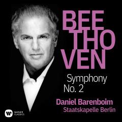 Beethoven: Symphony No. 2, Op. 36 - Daniel Barenboim