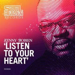 Listen To Your Heart - Kenny Bobien