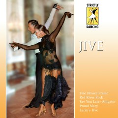 Strictly Dancing: Jive - Orchester Werner Tauber, Cagey Strings