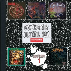 Extreme Metal 101 (Vol. 1) - Various Artists