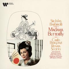 Puccini: Madama Butterfly - Renata Scotto, Carlo Bergonzi, Orchestra del Teatro dell'Opera di Roma, Sir John Barbirolli