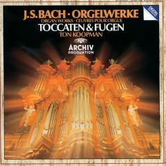 Bach, J.S.: Toccatas & Fugues BWV 538; BWV 540; BWV 564; BWV 565 - Ton Koopman