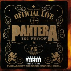 Official Live: 101 Proof - Pantera