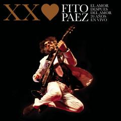 El Amor Despúes Del Amor 20 Anõs ( En Vivo )