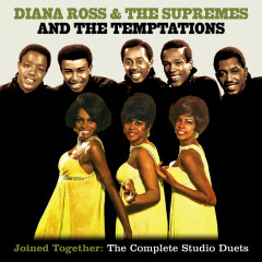 Joined Together: The Complete Studio Sessions - Diana Ross & The Supremes, The Temptations