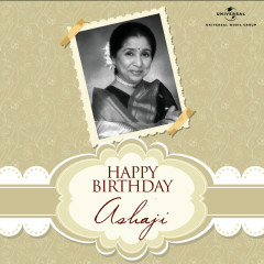 Happy Birthday Ashaji! - Asha Bhosle