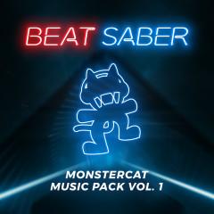 Beat Saber - Monstercat Music Pack Vol. 1 - Tristam, Feint, Laura Brehm, Aero Chord, Tokyo Machine