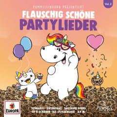 Pummeleinhorn präsentiert flauschig schöne Partylieder - Lena, Felix & die Kita-Kids