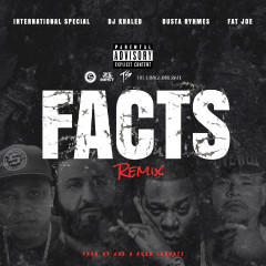 Facts Remix (feat. DJ Khaled, Busta Rhymes & Fat Joe) - International Special, DJ Khaled, Busta Rhymes, Fat Joe
