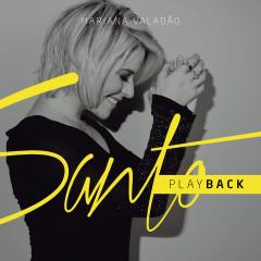 Santo (Playback) - Mariana Valadão