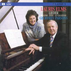 Lauris Elms – Lieder - Lauris Elms, Geoffrey Parsons