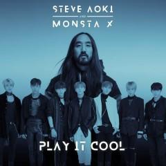 Play It Cool (Single) - Steve Aoki, MONSTA X