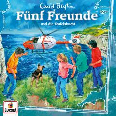127/und die Teufelsbucht - Fünf Freunde