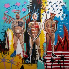 Uforglemmelig Anderledes Kunst - Ude Af Kontrol
