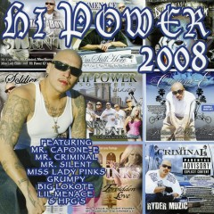 Best of Hi Power 2008 - Various Artists
