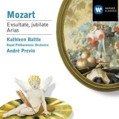Mozart: Exsultate jubilate, Arias - Kathleen Battle
