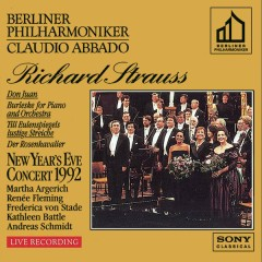 New Year's Eve Concert 1992 (Live) - Claudio Abbado