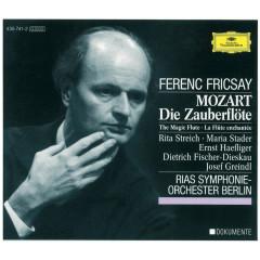 Mozart: Die Zauberflöte - Rita Streich, Maria Stader, Ernst Haefliger, Dietrich Fischer-Dieskau, Josef Greindl
