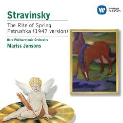 Stravinsky: The Rite of Spring/Petrushka - Oslo Philharmonic Orchestra, Mariss Jansons