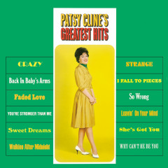 12 Greatest Hits - Patsy Cline