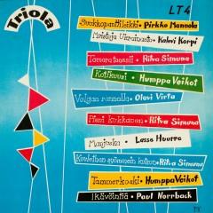 Tanssimusiikkia 4 - Various Artists
